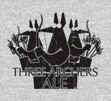 Three Archers Ale by dbcandraw