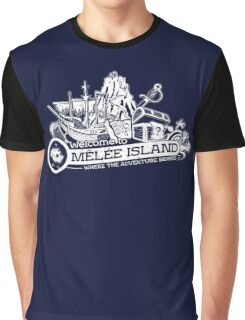 Welcome to Melee Graphic T-Shirt