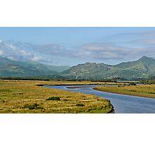 Gwynedd Estuary Photographic Print