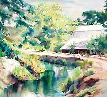 Bellinger Springtime by Elaine Frenett