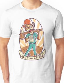 Old Time Batter Unisex T-Shirt