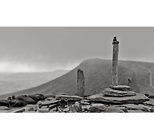 Stone Balance Photographic Print