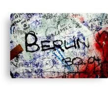 Berlin Canvas Print