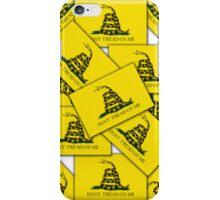 Smartphone Case - Gadsden (Tea Party) Flag VI iPhone Case/Skin