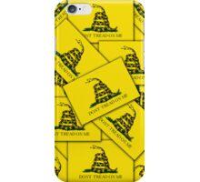 Smartphone Case - Gadsden (Tea Party) Flag VII iPhone Case/Skin