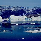icebergs by supergold