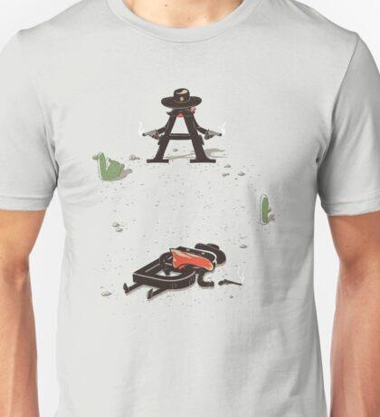New Serif in Town Unisex T-Shirt
