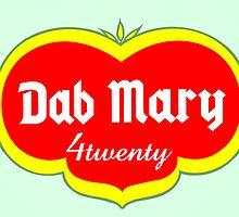 Dab Mary by mouseman