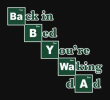 Baby + Waa = Waking Dad Kids Clothes