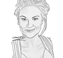 Amy Poehler by natashadeacon