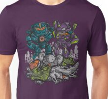 Buddies Vs Apocalypse Unisex T-Shirt