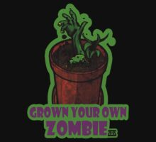 Grow Your Own Zombie by EasternSunrise