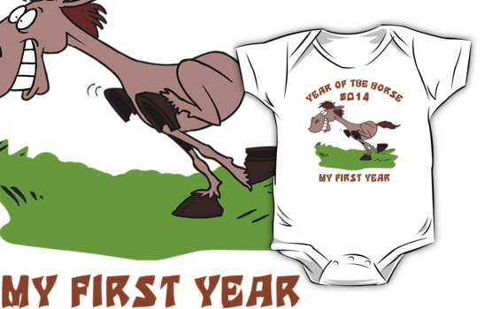 Born 2014 Year of The Horse Baby by ChineseZodiac