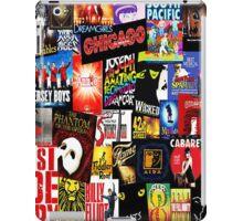 Broadway Collage iPad Case/Skin