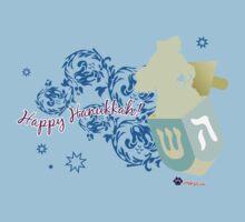 Happy Hanukkah! Kids Tee