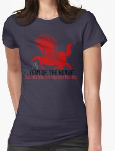 Year of The Horse Paper Cut - Chinese Zodiac Horse T-Shirt