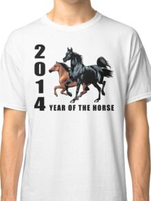 2014 Year of The Horse T-Shirts Gifts Prints Classic T-Shirt