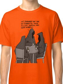 Nazgul Having a Beer Classic T-Shirt