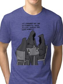 Nazgul Having a Beer Tri-blend T-Shirt