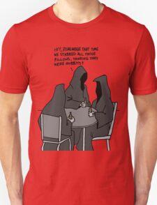 Nazgul Having a Beer Unisex T-Shirt