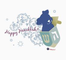 Happy Hanukkah! 2 Baby Tee