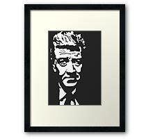 David Lynch Framed Print