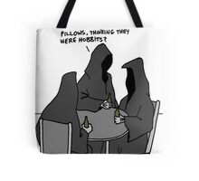 Nazgul Having a Beer Tote Bag