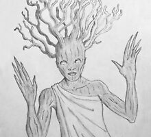 The Deep Forest Saga-Driana of the Tree People by Carlos Phillips