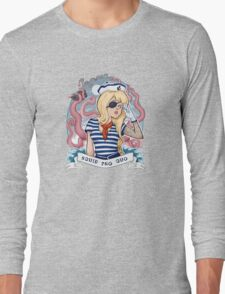 Squid Pro Quo Long Sleeve T-Shirt