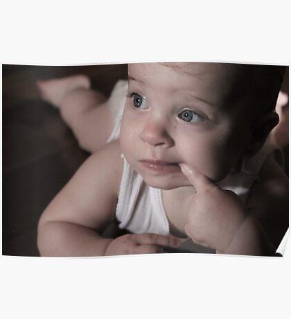 Lindsay (niece) Poster