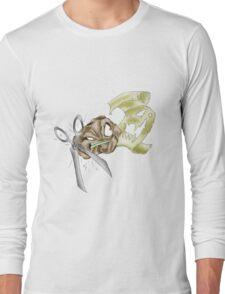 Rock, Paper, Scissors Long Sleeve T-Shirt