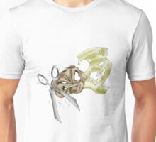 Rock, Paper, Scissors Unisex T-Shirt