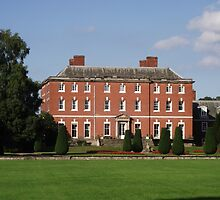 Catton Hall by Allan McKean