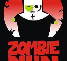 zombie nun by Matt Mawson
