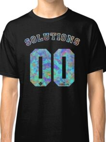 99 problems? 00 solutions! *BLUE JEWEL* Classic T-Shirt