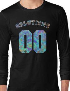 99 problems? 00 solutions! *BLUE JEWEL* Long Sleeve T-Shirt