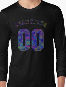 99 problems? 00 solutions! *JEWEL SAPPHIRE* Long Sleeve T-Shirt