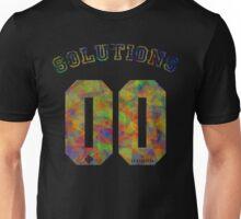 99 problems? 00 solutions! *VIBRANT JEWEL* Unisex T-Shirt