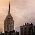 Empire Orange by EdwardKay