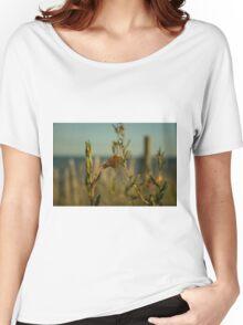 Dune Flower  Women's Relaxed Fit T-Shirt