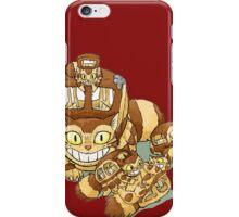 Cat Bus Baby iPhone Case/Skin