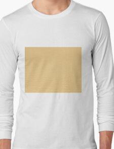 sand dune texture background Long Sleeve T-Shirt