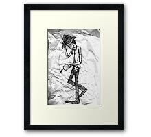 Beatnik  Framed Print