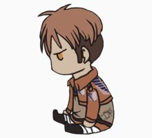 Chibi Jean by AwkwardHandsome