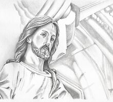 Jesus by terezadelpilar~ art & architecture