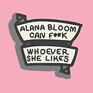 Fem Designs: Alana Bloom by Laura Spencer