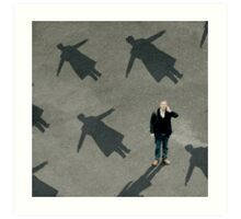 Reichenbach Absolution Art Print