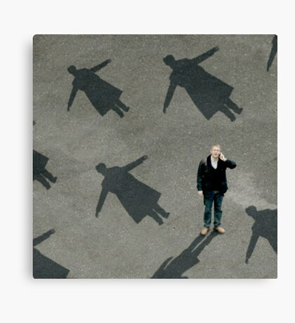 Reichenbach Absolution Canvas Print