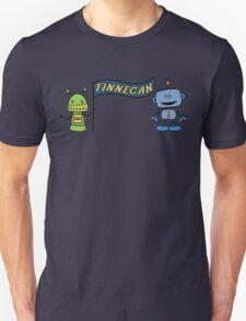 finnegan w robots T-Shirt