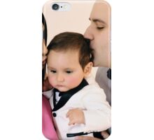 Agushi family (3) iPhone Case/Skin